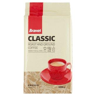 Bravos Classic őrölt pörkölt kávé 1000 g