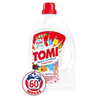 Tomi Japanese Garden Color Detergent Gel 60 WL 3,96 l
