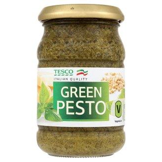 Tesco zöld pesto szósz 190 g
