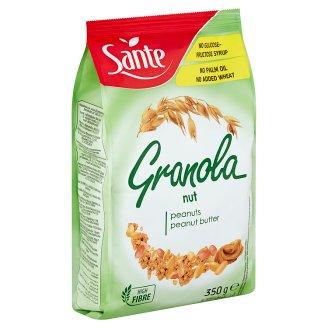 Santé Granola mogyorós roppanós granola müzlikészítmény 350 g
