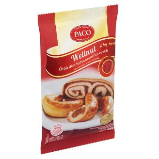 Paco Wellnut Classic Grounded Walnut Replacement Mix 250 g