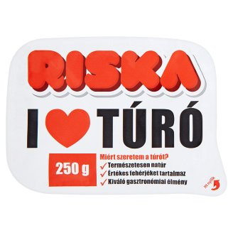 Riska I love Semi-Fat Cottage Cheese 250 g