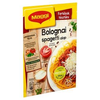 Maggi Fortélyok Spaghetti Bolognese Base 40 g