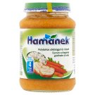 Hamánek Turkey with Vegetable & Rice Food for Babies 4+ Months 190 g