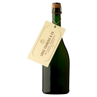 François Brut Nature Etyek-Budai Quality Sparkling Wine 0,75 l