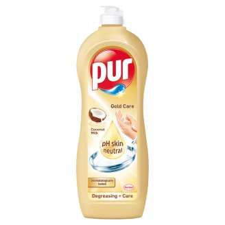 Pur Gold Care Coconut Milk kézi mosogatószer 700 ml