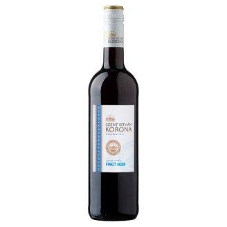 Szent István Korona Dunántúli Pinot Noir száraz vörösbor 0,75 l