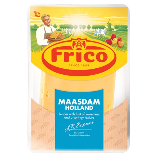 Frico Maasdam Sliced Cheese 100 g