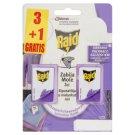 Raid Mothball Gel with Lavender Scent 4 x 2 x 3 g