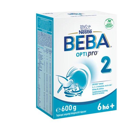 Beba Pro 2 Milk-Based Breast-Milk Supplement 6-12 Months 2 x 300 g