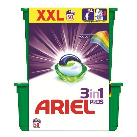 Ariel PODS Color Színes Mosókapszula, 50 Mosáshoz