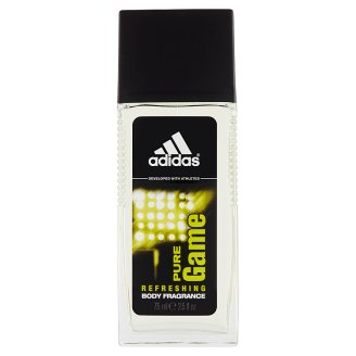 adidas Pure Game Deodorant Body Fragrance for Men 75 ml