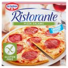 Dr. Oetker Ristorante Pizza Salame Quick-Frozen Gluten-Free Pizza with Salami and Cheese 315 g