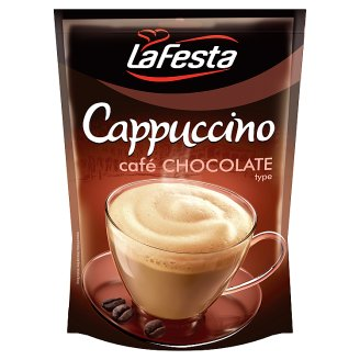 La Festa Cappuccino with Chocolate Taste Instant Coffee 100 g