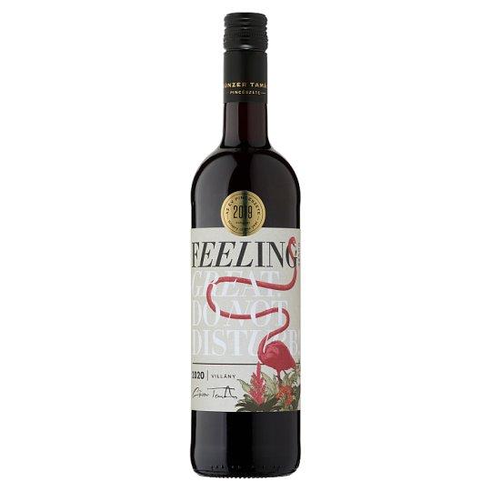 Günzer Tamás Feeling Villányi Dry Red Wine 12,5% 750 ml