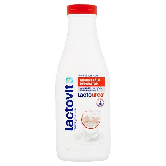 Lactovit Lactourea regeneráló tusfürdő 600 ml