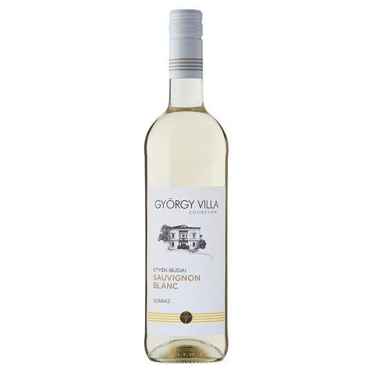 György-Villa Etyek-Budai Sauvignon Blanc száraz fehérbor 750 ml