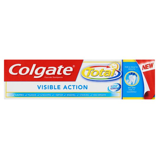 Colgate Total Visible Action fogkrém 75 ml