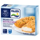 FRoSTA Quick-Frozen Pre-Fried Breaded Fish with Wild Garlic 2 pcs 240 g