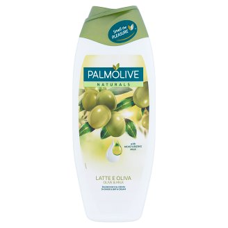 Palmolive Naturals Olive & Milk Shower & Bath Cream with Moisturizing Milk 500 ml