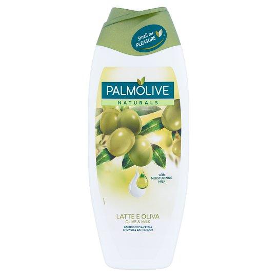 Palmolive Naturals Olive & Milk Shower & Bath Cream with Moisturizing Milk 500 ml