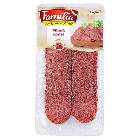 FAMÍLIA Sliced Picnic Sausages 100 g