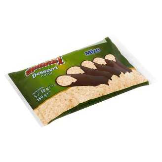 Mizo Update 1 Curd Cheese Dessert with Sweetener and Cocoa Coating 5 x 30 g