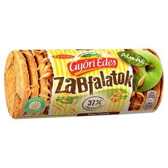 Győri Édes Zabfalatok Apple Flavoured Oatmeal Biscuit 225 g