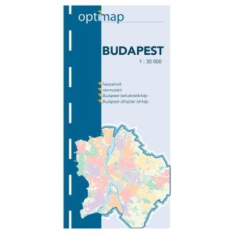`Al brand` Budapest térkép