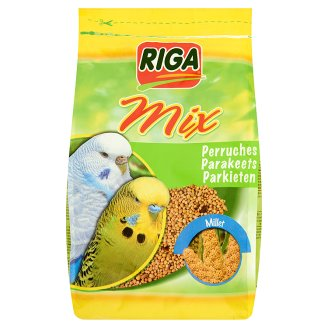 Riga Mix teljes értékű állateledel papagájok részére 1 kg