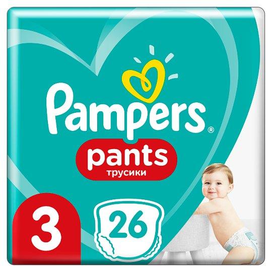 Pampers Pants, Méret: 3, 26 Bugyipelenka, Könnyen Feladható