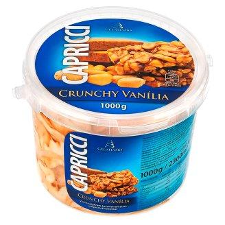 Gelatiamo Capricci Crunchy Vanilla Ice Cream 1000 g