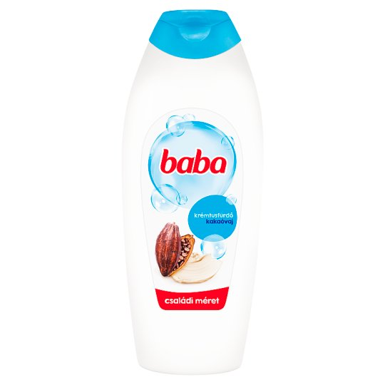 Baba Cocoa Butter Pampering Shower Gel 750 ml
