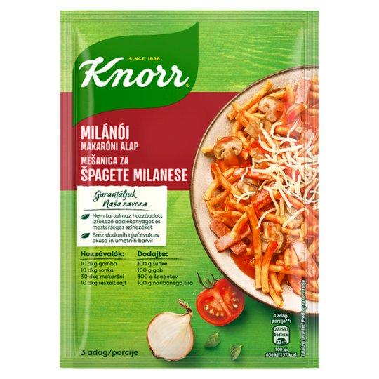Knorr Fix milánói makaróni alap 60 g