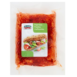 Valdor Quick-Marinated Paprika Flavoured Turkey Breast Ham