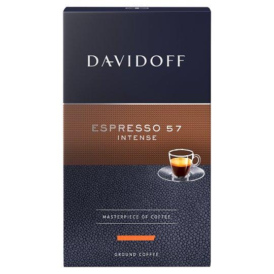 Davidoff Espresso 57 Intense őrölt, pörkölt kávé 250 g
