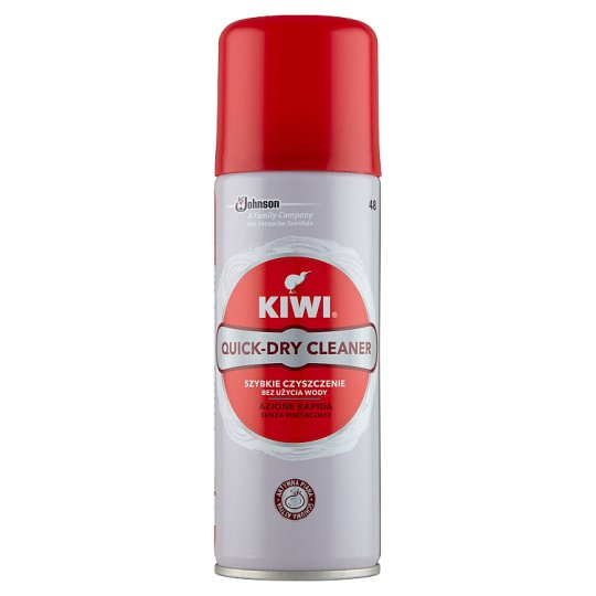 Kiwi Cleaning Foam for Shoes 200 ml