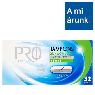 Tesco Pro Formula Super Plus tampon 32 db