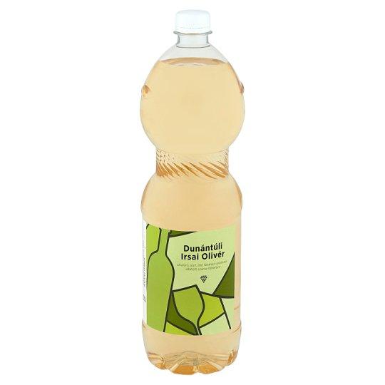 Dunántúli Irsai Olivér száraz fehérbor 11,5% 1,5 l