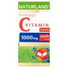 Naturland Premium 1000 mg Vitamin C Dietary Supplement Tablets with Pepper 40 pcs 46,72 g