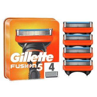 Gillette Fusion5 Pótfej Férfi Borotvához, 4 db