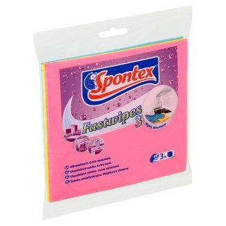Spontex Fastwipes Cloth 3 pcs