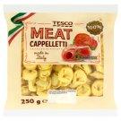 Tesco Cappelletti tojásos tészta húsos-sonkás töltelékkel 250 g