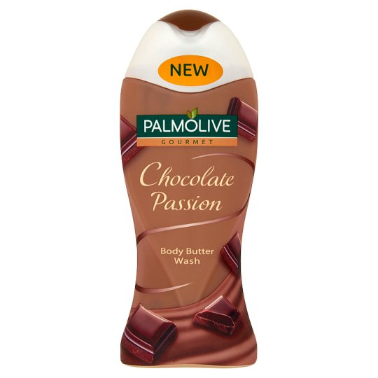 Palmolive Gourmet Chocolate Passion Body Butter Wash 250 ml