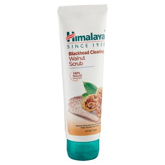 Himalaya Herbals Walnut Scrub with Natural Antioxidants for All Skin Types 75 ml