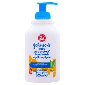 Johnson's Baby Pure Protect Hand Wash 300 ml