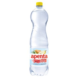 Apenta Vitamixx Pear-Rhubarb Flavoured Non-Carbonated Drink with Sugars and Sweeteners 1,5 l