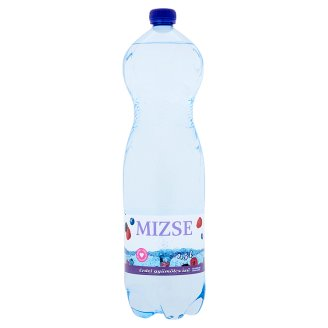 Mizse Forest Fruit Flavoured Drink from Mineral Water with Sweeteners 1,5 l
