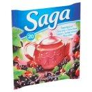Saga Blackcurrant Flavoured Fruit Tea 20 Tea Bags