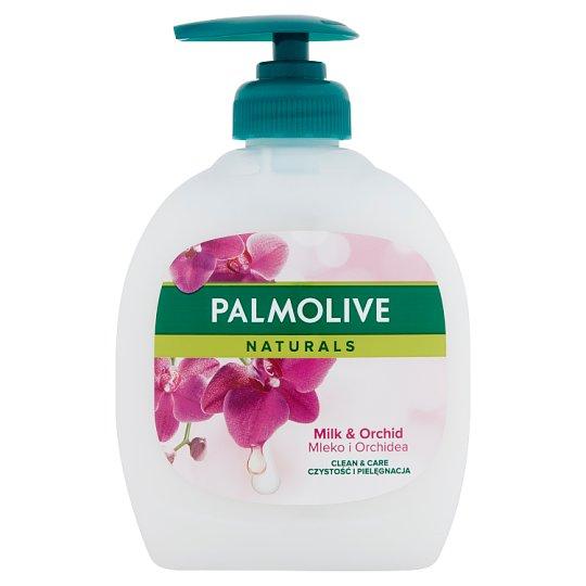 Palmolive Naturals Milk & Orchid folyékony szappan 300 ml